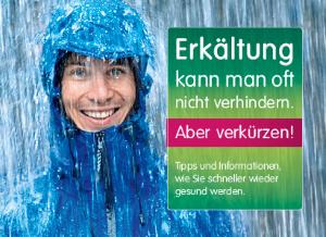 PDF: Erkältung kann man oft nicht verhindern.