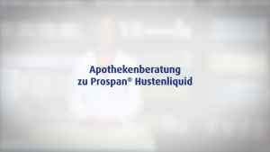 Video: Apothekenberatung zu Prospan Hustenliquid