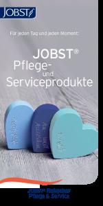 PDF: JOBST® Ratgeber - Pflege & Service