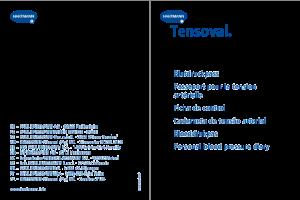 PDF: Tensoval Blutdruckpass