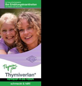 PDF: Thymiverlan Gesundheitsratgeber