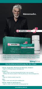 PDF: Aminoplus Mann Produktinformation