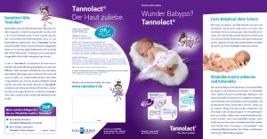 PDF: Tannolact