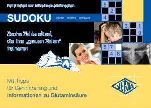 PDF: Sudoku als Gehirnjogging
