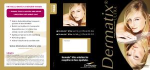PDF: Dermatix Narbengel Flyer