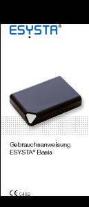 PDF: Bedienungsanleitung ESYSTA Basis